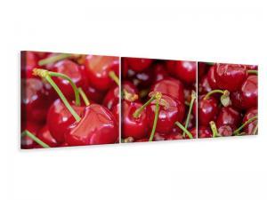 Ljuddämpande tavla - Sweet cherries - SilentSwede