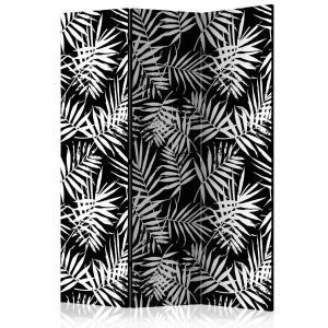 Rumsavdelare - Black and White Jungle - SilentSwede