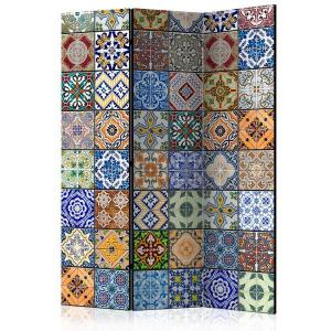 Rumsavdelare - Colorful Mosaic - SilentSwede