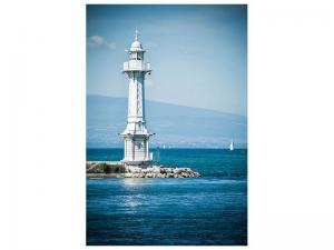 Ljudabsorberande tavla - Geneva Lighthouse - SilentSwede