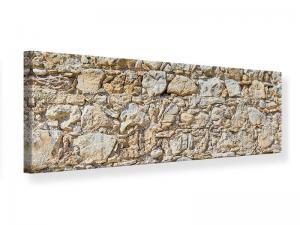 Ljudabsorberande panorama tavla - Sandstone Wall - SilentSwede