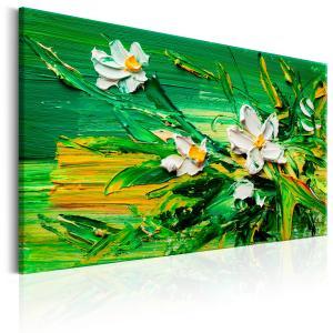 Ljuddämpande tavla - Impressionist Style: Flowers - SilentSwede