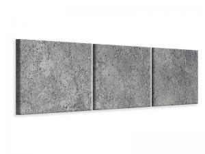 Ljuddämpande tavla - Concrete wall - SilentSwede