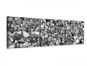 Ljuddämpande tavla - Pebble wall - SilentSwede