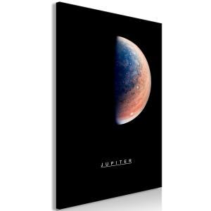 Ljuddämpande & ljudabsorberande tavla - Jupiter - SilentSwede