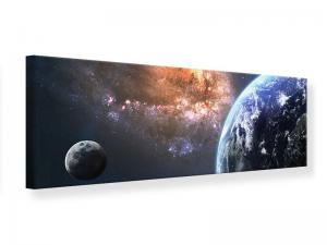Ljudabsorberande panorama tavla - Universus - SilentSwede