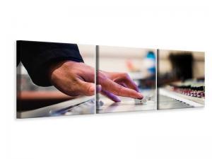 Ljuddämpande tavla - Music maker - SilentSwede