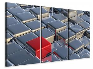 Ljuddämpande tavla - Cube II - SilentSwede