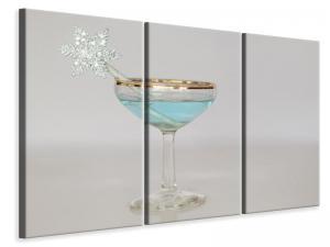 Ljuddämpande tavla - Winter cocktail - SilentSwede