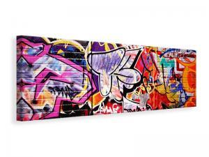 Ljuddämpande tavla - Graffiti Wall Art - SilentSwede