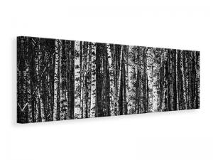 Ljuddämpande tavla - Many birches xl - SilentSwede