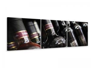 Ljuddämpande tavla - Bottled Wines - SilentSwede