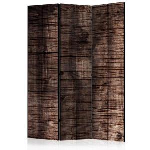 Rumsavdelare - Dark Brown Boards - SilentSwede