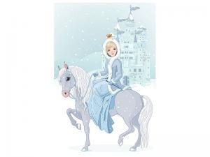 Ljudabsorberande tavla - Princess - SilentSwede