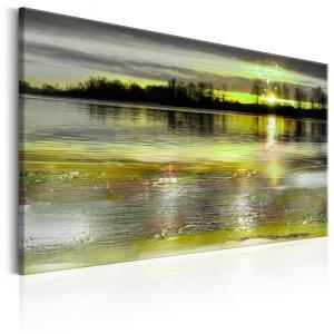 Ljuddämpande tavla - Quiet Lake - SilentSwede