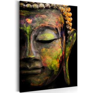 Ljuddämpande & ljudabsorberande tavla - Big Buddha - SilentSwede