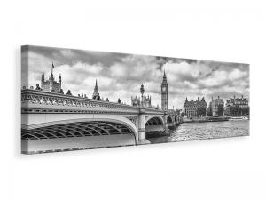 Ljuddämpande tavla - Westminster Bridge - SilentSwede
