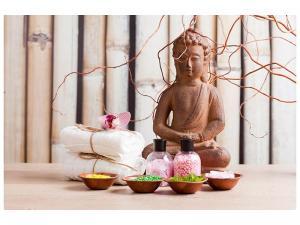 Ljudabsorberande tavla-Buddha & Wellness - SilentSwede