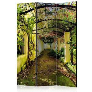 Rumsavdelare - Romantic Garden - SilentSwede