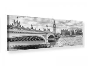 Ljudabsorberande panorama tavla - Westminster Bridge - SilentSwede