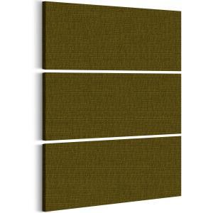 Ljudabsorbent vägg - SilentSwede® Wall - 3-parts Four - SilentSwede