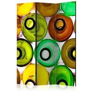 Rumsavdelare - bottles (background) - SilentSwede