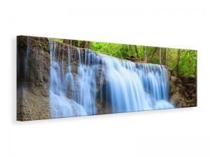 Ljuddämpande tavla - Waterfall Si Nakharin - SilentSwede