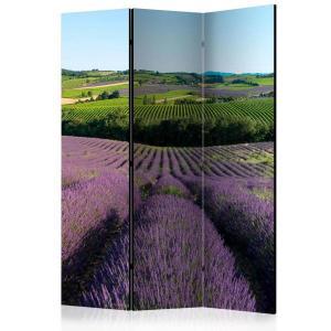 Rumsavdelare - Lavender fields - SilentSwede