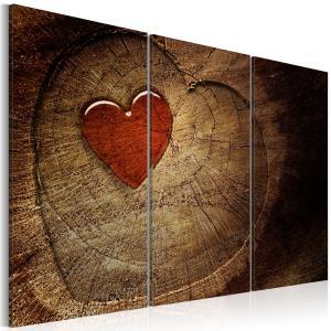 Ljuddämpande tavla - Gammal kärlek rostar inte - SilentSwede