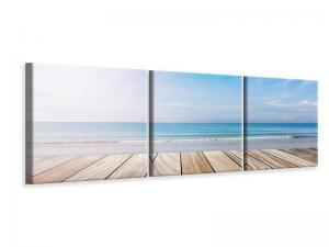 Ljuddämpande tavla - The Beautiful Beach House - SilentSwede