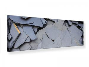 Ljudabsorberande panorama tavla - Slade Plates - SilentSwede