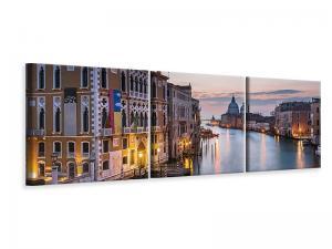 Ljuddämpande tavla - Romantic Venice - SilentSwede