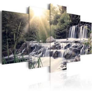 Ljuddämpande tavla - Waterfall of Dreams - SilentSwede