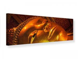 Ljudabsorberande tavla-Horizontal Buddha - SilentSwede