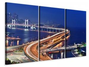 Ljuddämpande tavla - Busan south korea - SilentSwede