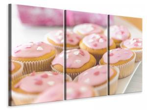 Ljuddämpande tavla - Sweet cupcake - SilentSwede