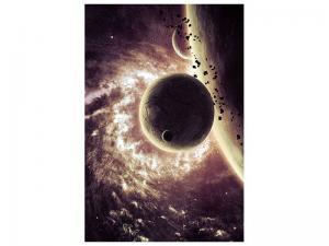 Ljudabsorberande tavla - The Galaxy - SilentSwede