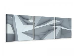 Ljuddämpande tavla - 3D Kristallo - SilentSwede