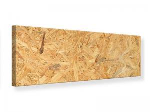 Ljudabsorberande panorama tavla - Pressed Wood - SilentSwede