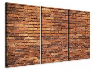 Ljuddämpande tavla - Old brick - SilentSwede