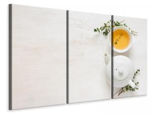 Ljuddämpande tavla - Healthy green tea - SilentSwede