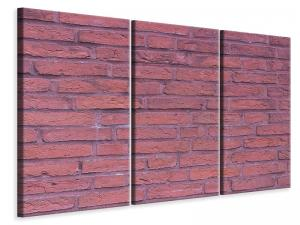 Ljuddämpande tavla - Lacquered clinker bricks - SilentSwede