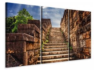 Ljuddämpande tavla - Stone stairs - SilentSwede