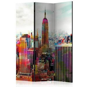 Rumsavdelare - Colors of New York City - SilentSwede