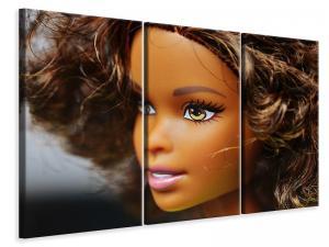 Ljuddämpande tavla - Doll face - SilentSwede