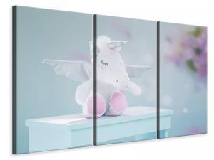 Ljuddämpande tavla - Cute unicorn - SilentSwede