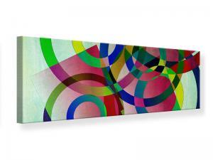 Ljudabsorberande panorama tavla - Wall Art - SilentSwede