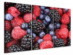 Ljuddämpande tavla - Fruity berries - SilentSwede