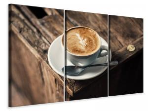 Ljuddämpande tavla - My cappuccino - SilentSwede