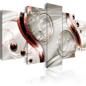 Ljuddämpande tavla - Platinum nymph - SilentSwede
